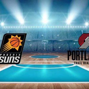 Прямая трансляция Портленд Трейл Блейзерс - Финикс Санс. Баскетбол. Предсезонные матчи НБА.