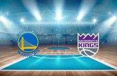 Прямая трансляция Голден Стэйт Уорриорз — Сакраменто Кингз. Баскетбол. НБА.