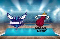 Прямая трансляция Шарлот Хорнетc — Майами Хит. Баскетбол. Предсезонные матчи НБА