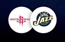 Прямая трансляция Хьюстон Рокетс — Юта Джаз. Баскетбол. NBA. 25.10.18