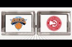Прямая трансляция Нью-Йорк Никс  — Атланта Хоукс. Баскетбол. NBA. 18.10.18