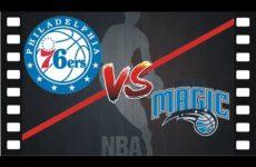 Прямая трансляция Филадельфия Севенти Сиксерс — Орландо Меджик. Баскетбол. Предсезонка НБА.