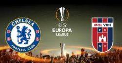 Прямая трансляция Челси - МОЛ Види. Футбол. Лига Европы 18/19.