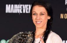 Йоанна Енджейчик рассказала почему не смогла выступить на турнире UFC 230