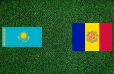 Прямая трансляция Казахстан — Андорра. Футбол. Лига Наций. Лига D.