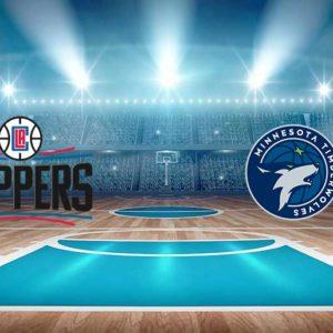 Прямая трансляция Лос-Анджелес Клипперс - Миннесота Тимбервулвз. Баскетбол. Предсезонные матчи НБА.