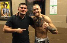 Видео боя Хабиб Нурмагомедов — Конор Макгрегор UFC 229