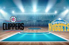 Прямая трансляция Лос-Анджелес Клипперс — Денвер Наггетс. Баскетбол. Предсезонные матчи НБА.