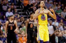 Прямая трансляция Голден Стэйт Уорриорз — Финикс Санз. Баскетбол. Предсезонные матчи НБА.