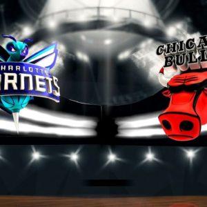 Видео. Шарлот Хорнетс ожидаемо переиграли у себя дома Чикаго Буллз