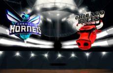 Прямая трансляция Шарлот Хорнетс — Чикаго Буллз. Баскетбол. Предсезонные матчи НБА.