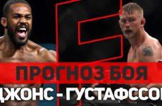 Прогноз и обзор на бой Джон Джонс — Александр Густафссон UFC 232