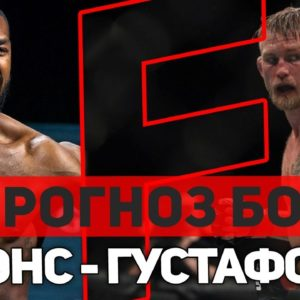 Прогноз и обзор на бой Джон Джонс - Александр Густафссон UFC 232