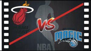 Прямая трансляция Майами Хит - Орландо Мэджик. Баскетбол. Предсезонные матчи НБА.
