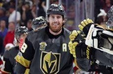 Прямая трансляция Баффало Сабрес — Вегас Голден Найтс. Хоккей. НХЛ.