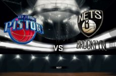 Прямая трансляция Детройт Пистонс — Бруклин Нетс. Баскетбол. NBA. 18.10.18.