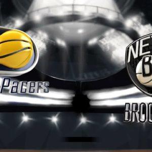 Прямая трансляция Индиана Пайсерс - Бруклин Нетс. Баскетбол. NBA. 20.10.18