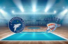 Видео. Оклахома-Сити Тандер уверенно обыграла Миннесоту Тимбервулвз в рамках предсезонных матчей НБА