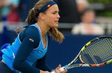 Прямая трансляция Маргарита Гаспарян — Моника Пуиг. Теннис. WTA International Линц.