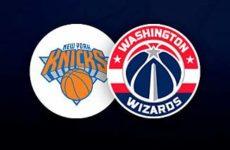 Прямая трансляция Нью-Йорк Никс — Вашингтон Визардс. Баскетбол. Предсезонные матчи НБА.