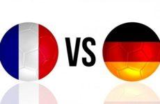 Прямая трансляция Франция — Германия. Футбол. Лига Наций. Лига А. 16.10.18