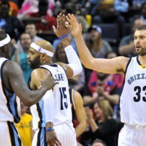 Прямая трансляция Мемфис Гризлиз - Индиана Пайсерс. Баскетбол. Предсезонные матчи НБА.