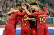 Прямая трансляция Шотландия — Португалия. Футбол. Товарищеские матчи. 14.10.18