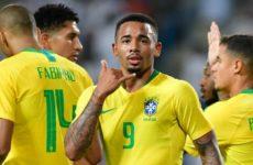 Прямая трансляция Бразилия — Аргентина. Футбол. Товарищеские матчи. 16.10.18.