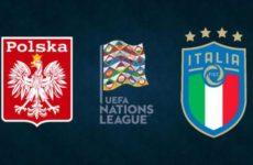 Прямая трансляция Польша — Италия. Футбол. Лига Наций. Лига А. 14.10.18