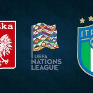 Прямая трансляция Польша - Италия. Футбол. Лига Наций. Лига А. 14.10.18