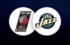 Видео. Портленд Трейл Блейзер проиграл дома Юте Джаз в предсезонном матче NBA.