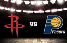Прямая трансляция Индиана Пайсерс — Хьюстон Рокетс. Баскетбол. Предсезонные матчи НБА.