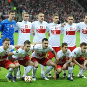 Прямая трансляция Польша - Португалия. Футбол. Лига Наций. Лига А.