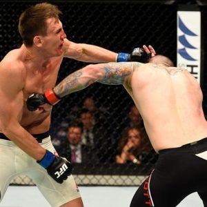 Боец UFC Брэд Скотт получил двухлетнюю дисквалификацию от «USADA»