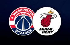 Прямая трансляция Вашингтон Визардс — Майами Хит. Баскетбол. NBA. 19.10.18