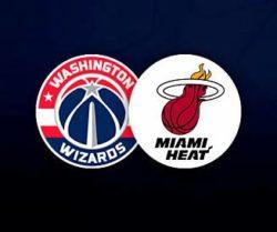Прямая трансляция Вашингтон Визардс - Майами Хит. Баскетбол. Предсезонные матчи НБА.