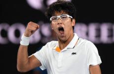 Прямая трансляция Хьен Чон — Денис Кудла. Теннис. ATP250 Стокгольм. 17.10.18