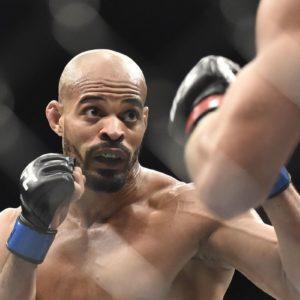 Видео боя Дэвид Бранч — Джаред Каннонье UFC 230