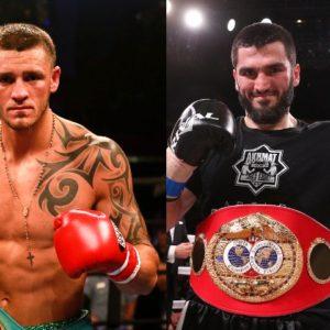 Бой между Артуром Бетербиевым и Джо Смитом отменен