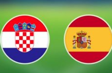 Прямая трансляция Хорватия — Испания. Футбол. Лига Наций. 15.11.18