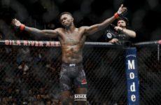 UFC 230: Исраэль Адесанья остановил Дерека Брансона