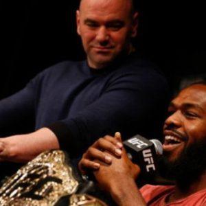 В UFC хотели, чтобы Джонс выступил на турнире UFC 230