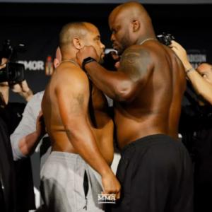 UFC 230: Результаты турнира