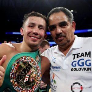 Абель Санчес рассказал, о возвращении Геннадия Головкина на ринг и выборе телевизионной сети