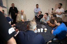 Фьюри извинился за свое поведение на пресс-конференции перед боем с Уайлдером