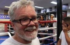 Роуч: «Фьюри должен быть фаворитом в бою с Уайлдером, так как в свое время сумел побить Кличко»