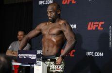 UFC 230: Джаред Каннонье нокаутировал Дэвида Брэнча