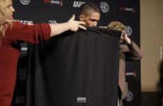 UFC 230: Результаты взвешивания участников турнира
