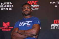 Бонусы турнира UFC Fight Night 141: Блэйдс — Нганну 2
