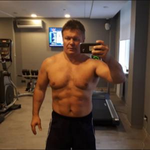 Олег Тактаров показал, как действует его методика тренировок